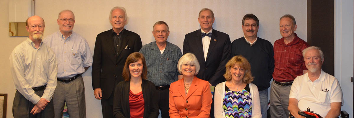 2015 Past Presidents
